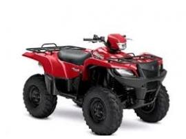 ATV SUZUKI KING QUAD 750 XP EPS 4X4