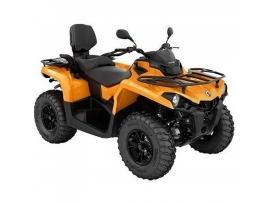 OUTLANDER MAX 450 DPS T ABS